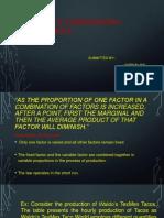 Law of Diminishing Returns - Copy