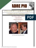 Chiesa e Padre Pio