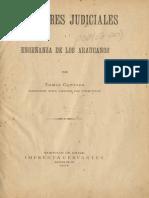Guevara Costumbres Judiciales