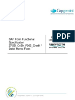 2 4 2 1 Fs Otc Form f003 Credit Debit Memo v2
