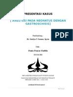Case Gastroschisis