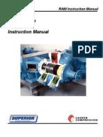 RAM Instruction Manual