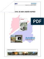Manual Microgeo Civil 3D 2009