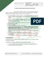 Ficha Tecnica Para La Produccion de Plantulas en Bolsa