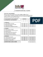Customer s Satisfaction Survey It