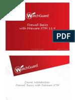 Xtm Firewall Basics v11 9.Pdfx
