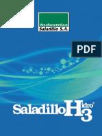 Catálogo de productos Industrias Saladillo