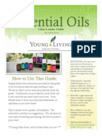 Intro to Essential Oils Leader Guide
