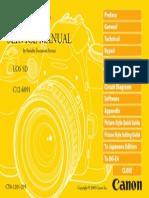 EOS 5D Cover