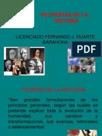 Evolucion del Pensamiento Historico_UPOLI.ppt