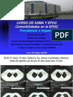 Comorbilidades en La EPOC Mayo 2014