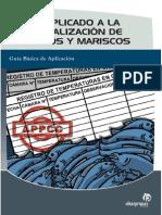 Appcc Aplicado a La Comercializacion de Pescados y Mariscos