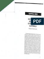 Historia de Los Monopolios Extranjeros en Guatemala