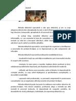 Metoda Didactica