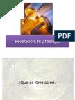 Revelación, Fe y Teología