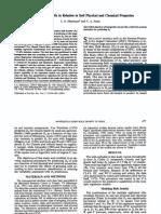 Manrique, Jones - 1991 - Bulk Density of Soils in Relation to Soil Physical and Chemical Properties