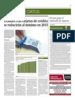 Fraudes Con Tarjeta de Crédito Se Reducirán Al Máximo en 2015_Gestión 3-09-2014
