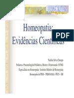 Dra. Natalia Champs Homeopatia Evidências científicas ufmg - 2014-2.pdf