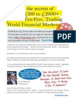 Making Money From Financial Trading Vince Stanzione
