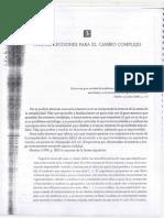 Fullan (2003) Nuevas Lecciones Para El Cambio Complejo