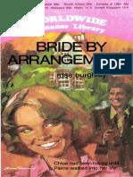 Burghley Rose Bride by Arrangement .epub