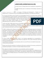 168422289 El Proceso de Acreditacion Universitaria en El Peru