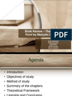 IDL Book Review the Tipping Point Presentation