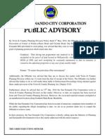 Public Notice - Stackhouse03!09!14