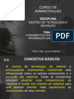 Capítulo I (Fundamentos Dos Sistemas de Informação Nas Empresas)