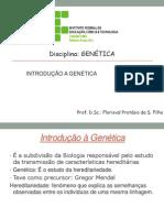 1. Introdução a Genética