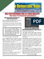 #22 6-Page Ballots