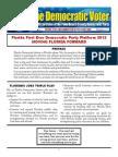 #27 Florida Democratic Party Platform