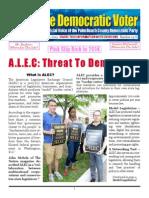 13-6 Alec - Threat to Democracy