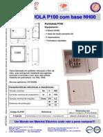 Mktefi052 - Portinhola p100 Com Base Nh00