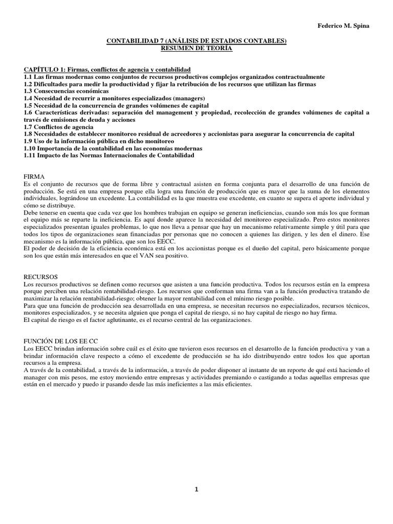 Resumen Final Conta 7-Fede Spina