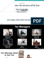Sales Tax Services Tour v1.0
