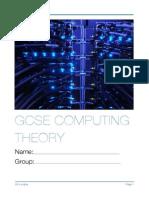 computing theory workbook