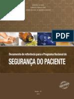 Documento de Referncia Para o Programa Nacional de Segurana Do Pa Ciente