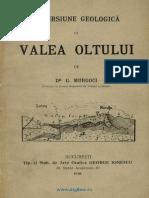 Excursie Geologica in Valea Oltului