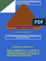 Conencioso Federal
