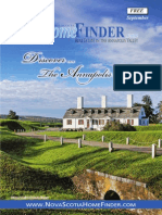 Nova Scotia Home Finder Annapolis Valley Edition - September 2014