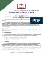 Herrera-El Constructivismo en El Aula