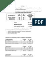 Hoja de Trabajo 6 Presupuestos