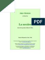 Jules Michelet -  Le Sorciere (Francais)