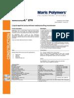 Mariseal 270 Version 10