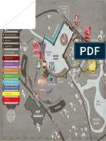 2014 St. Louis Worlds Fare Map