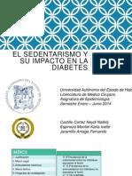Sedentarismo y Su Impacto en La Diabetes
