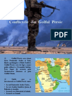 Conflictele Din Golful Persic
