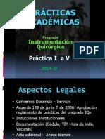 Practicas Académicas Pregrado de Instrumentación Quirúrgica, UdeA