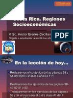 Tema 3. Regiones Socioeconómicas